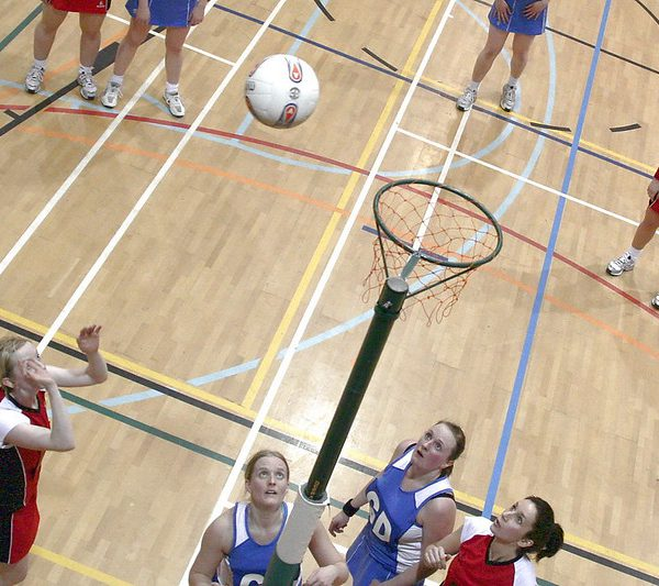 Basketball to improve staff wellbeing