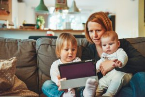 Ensure your employees have a structure and a clear boundary between work and family time