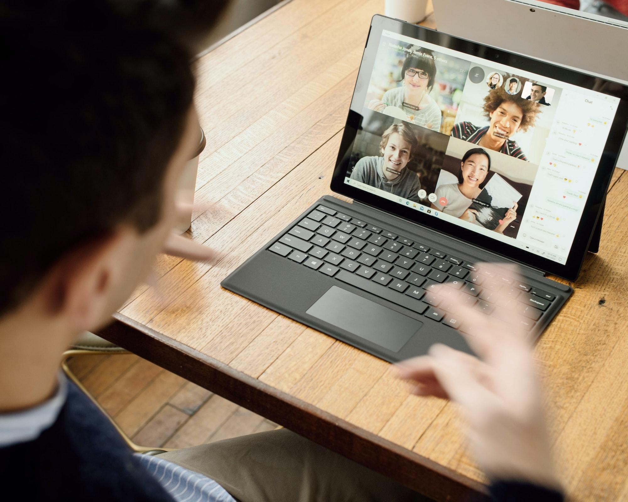 virtual staff engagement