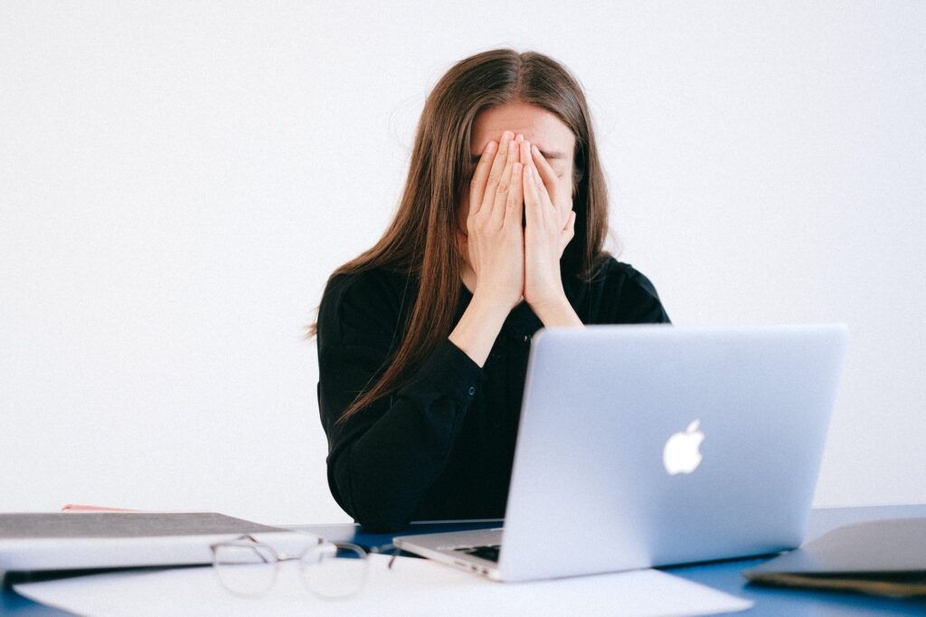 the top 10 causes of stress at work